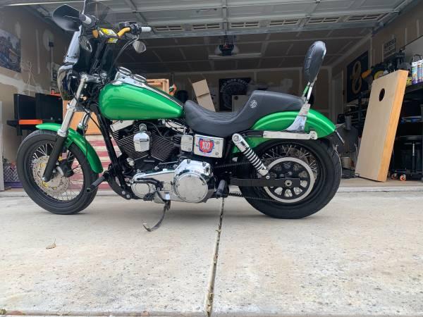 Photo 07 Harley Davidson Dyna low rider - $10,000