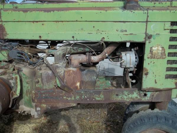 Photo 1951 John Deere Model G Tractor - $4000 (bakersfield)