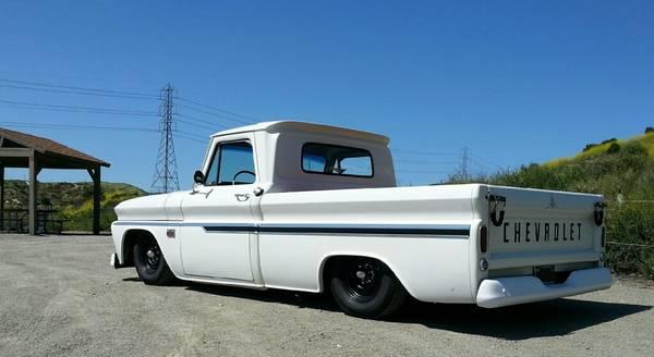 Photo 1966 Chevy c10 - $27000 (Bakersfield CA)