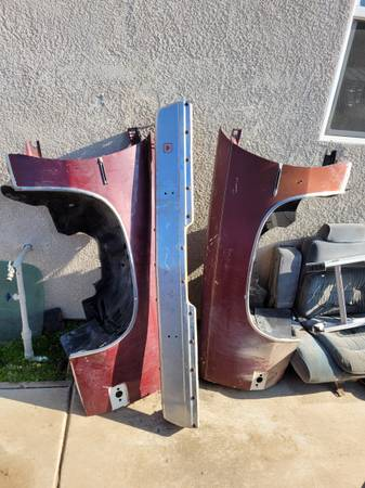 Photo 1981-1987 Oldsmobile Cutlass fenders - $250 (Central valley)