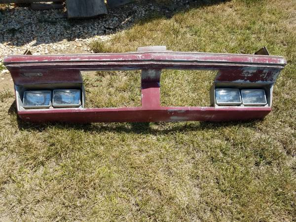 Photo 1983 Oldsmobile Cutlass Supreme Front Clip - $200 (central valley)