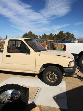 Photo 1989 Toyota - $12,345 (Ridgecrest)