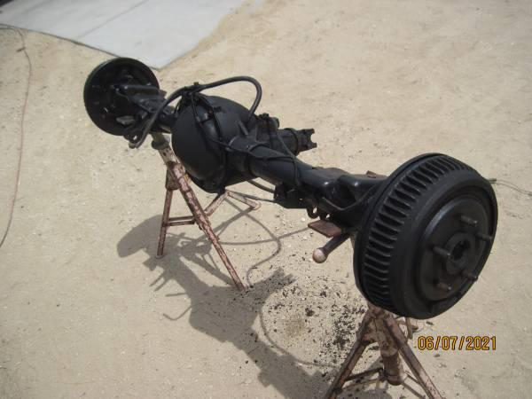 Photo 1989 to 1999 GM Rear Axle 3.42 ratio - $275 (Bakersfield)