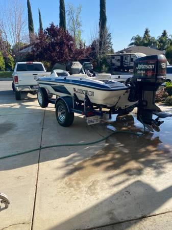 Photo 1995 javelin bass boat - $8,500 (Bakersfield)