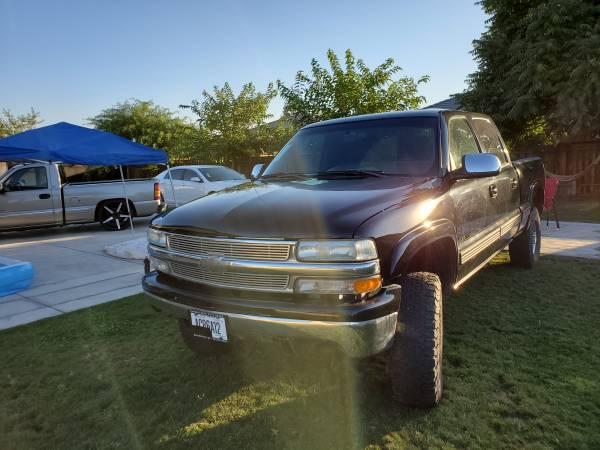 Photo 2002 chevy silverado - $8,000 (Bakersfield)