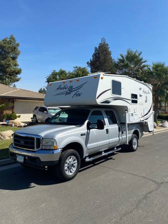 Photo 2007 Arctic Fox 990 Silver Fox Addition fully loaded - $17,500 (Bakersfield)