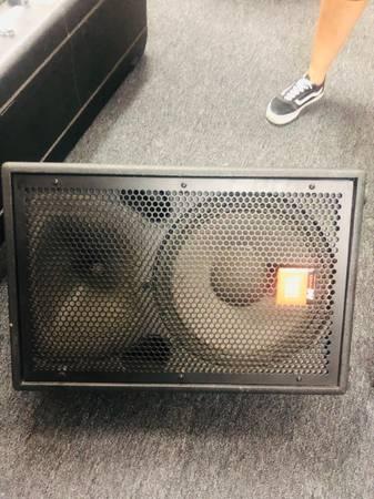Photo 2 JBL M PRO MP 412 speakers wedges or house - $550 (Bakersfield)