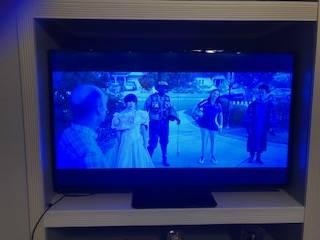 Photo 65quot Vizio Big Screen TV - $250 (Bakersfield)