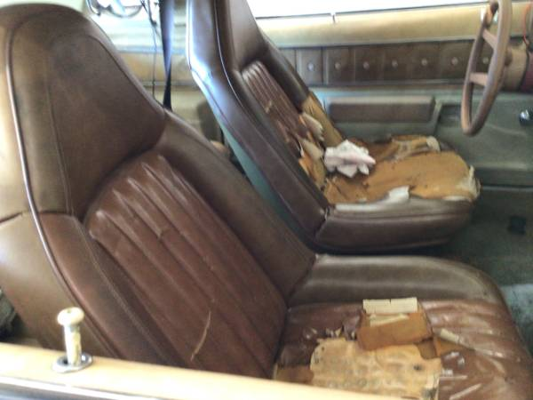 Photo 7377 Chevy Chevelle Monte CarloSwivel Bucket Seats., $400.00 Or Trade - $400 (Henderson Nv.)