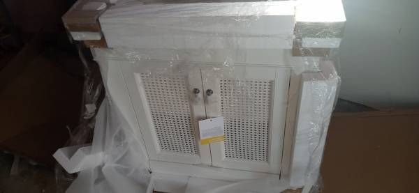 Photo American Standard 30quot vanity base - $200 (Norris Rd. Chester)