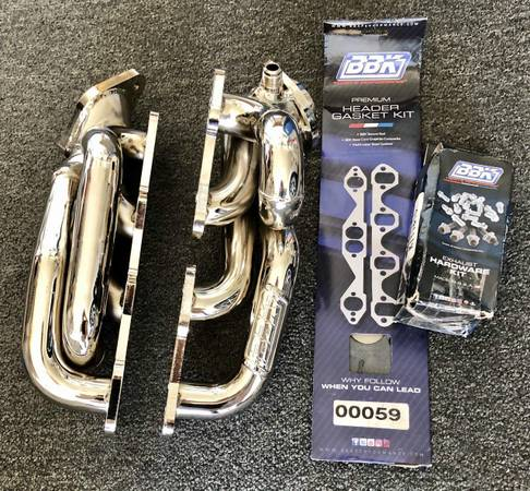 Photo BBK 1615 1-58(New) Shorty Performance Headers for Ford Mustang GT - $250 (Bakersfield)