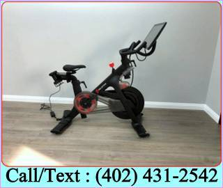 Photo Barely Used - Latest Peloton bike family package - - $1,000 (bakersfield)