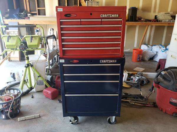 Photo Craftsman Tool Boxes - $80 (Bakersfield)