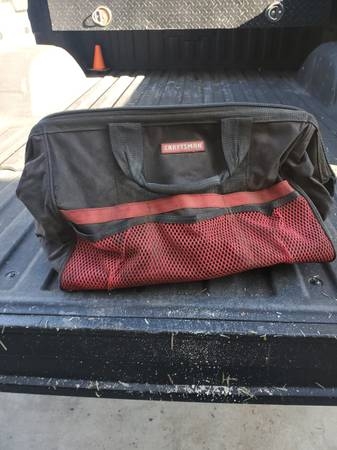 Photo Craftsman tool bag - $20 (BAKERSFIELD)