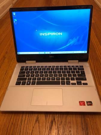 Photo Dell Inspiron 5485 Ryzen 5, 16GB RAM, 512GB SSD, 14quot Touchscreen Win10 - $475 (SB)