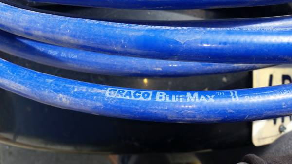 Photo Graco 38 airless hose - $80 (Bakerfield)
