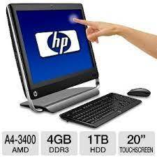 Photo HP All-In-One PC - Like New - $300 (Bakersfield)