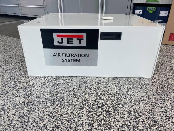 Photo Jet air filtration unit - $350 (Bakersfield)