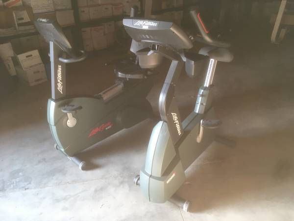 Photo Life Fitness Life Cycles - $600 (Bakersfield)