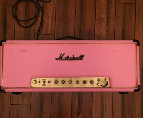 Photo Marshall Super Bass 1971 - $1900