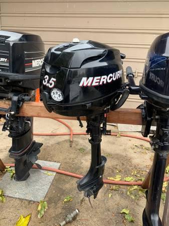 Photo Mercury Outboard - $400 (Bakersfield)
