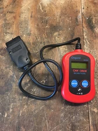 Photo Oxford CAN OBDII Scan Tool-Used - $10 (Bakersfield)