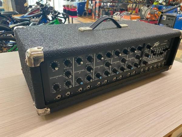 Photo Peavey XR-500 260c Powered Mixer - $200 (Bakersfield)