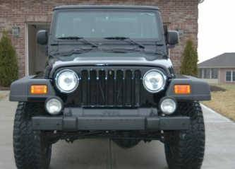 Photo Runs perfect2003 Jeep Wrangler Black 6 cyl - $1000