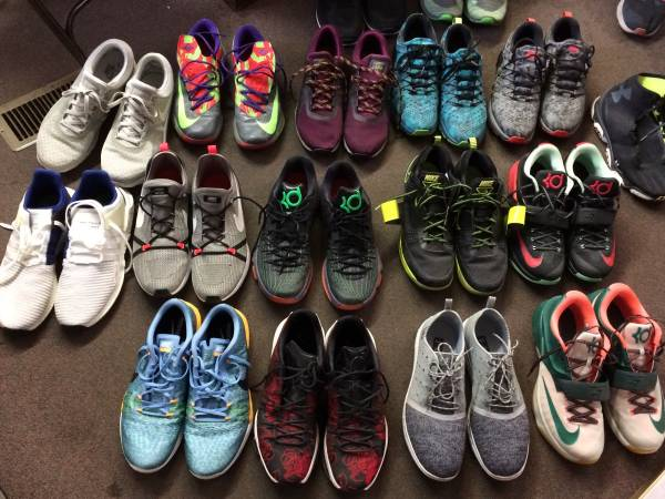 Photo SHOES - Nike, Adidas, Under Armour - Men39s Size 13 and 14 - $25 (Rosedale Hwy)