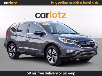 Photo Used 2016 Honda CR-V FWD Touring for sale