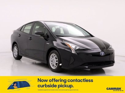Photo Used 2017 Toyota Prius Three for sale