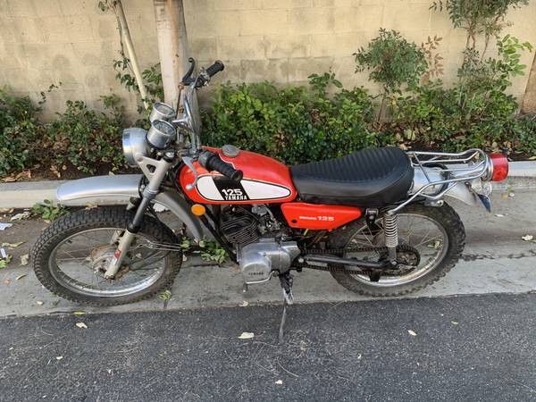 Photo VINTAGE 2 STROKE ENDURO MX MOTORCYCLE MINIBIKE REPAIR AND RESTORATION (WE BUY MOTORCYCLES - YAMA-LAND RESTORATIONS)