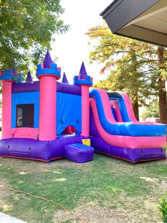 Photo Water Slides, Bouncers, Jumpers with Bounce N Laugh Party Rentals - $1 (Bakersfield)