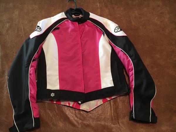 Photo Women39s Motorcycle Jacket Joe Rocket (BAKERSFIELD)