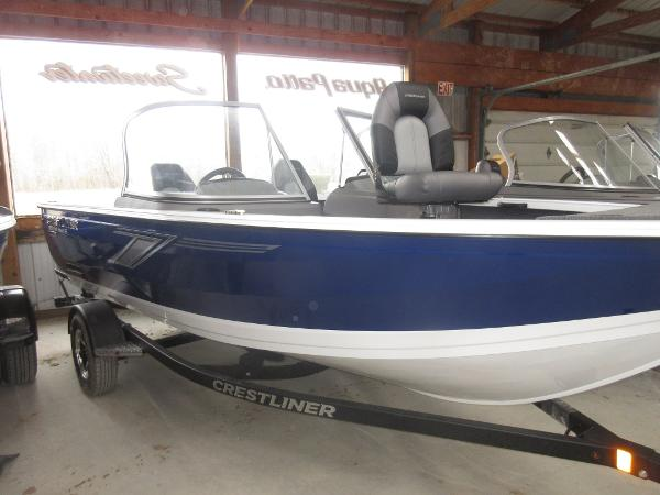 Photo Crestliner 1650 Fish Hawk boats for sale