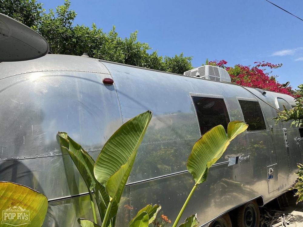 Photo Used 1966 Airstream Travel Trailer RV  $38000
