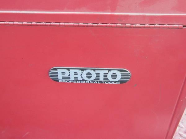 Photo proto tool boxes 2 heavy duty both $100 - $100 (bakersfield)