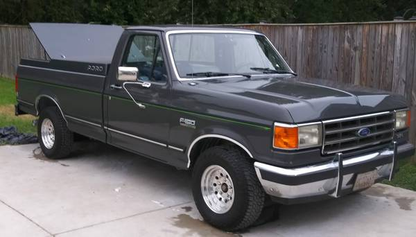 Photo 1988 Ford F-150 XLT Lariat - $9,000 (Baltimore, MD)