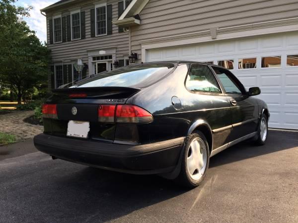 Photo 1995 Saab 900 SE NG 3 door - part out - $123 (Columbia, MD)