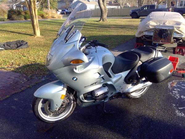 Photo 1997 BMW R1100RT - $2,500 (Pasadena)