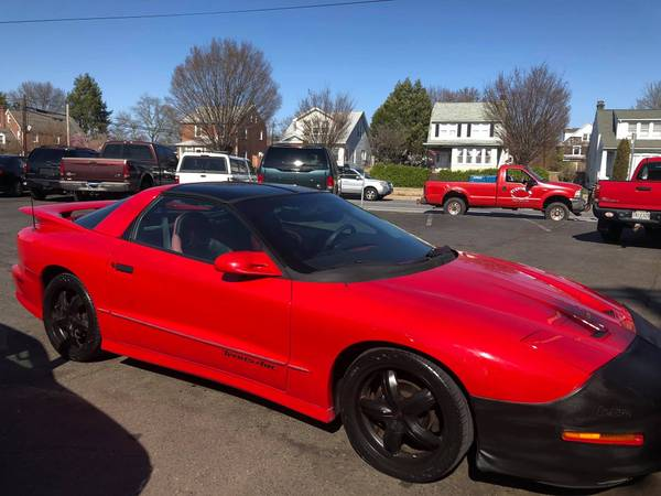 Photo 1997 Pontiac Trans Am - $5,200 (Dundalk)