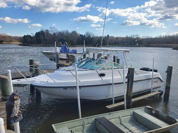Photo 2001 Boston Whaler Conquest 260 - $59,500 (Dundalk, MD)