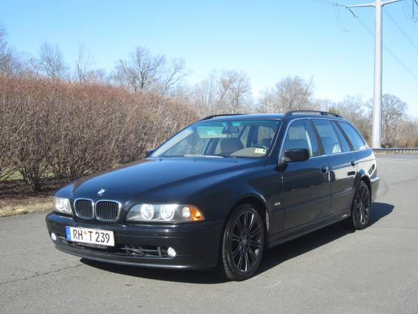 Photo 2003 BMW 525i Touring - $6500 (sterling)