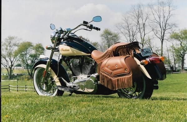 Photo 2003 Indian Spirit Deluxe - $9,000 (Hstead)