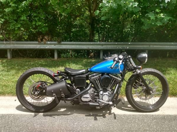 Photo 2004 Harley Board Track Custom - $7,900 (Bel air)