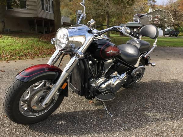 Photo 2005 Kawasaki Vulcan 2000 Limited - $6,000 (Cecil County)