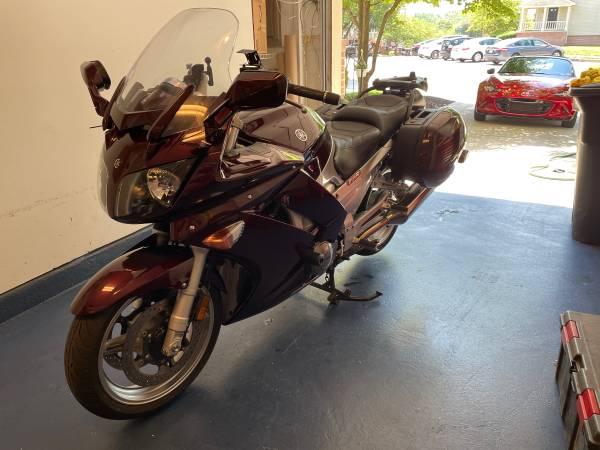 Photo 2007 Yamaha FJR1300 - $4,800 (Owings Mills)