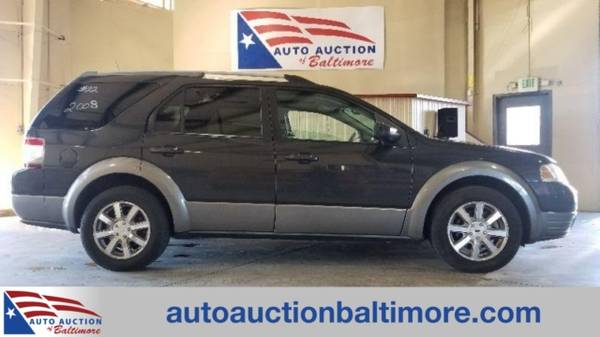 Photo 2008 Ford Taurus X - $2200 (2008FordTaurus X)