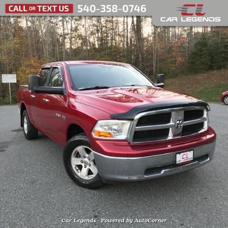 Photo 2010 Dodge Ram 1500 CREW CAB PICKUP 4-DR - $15,995 (_Dodge_ _Ram 1500_ _Truck_)