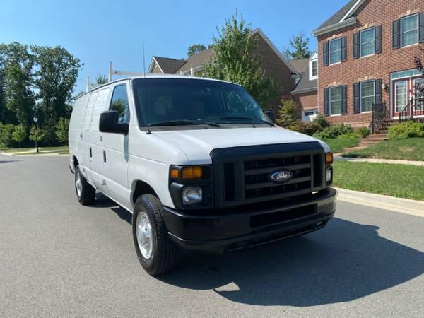 Photo 2010 E250 CARGO WORK VAN RUNS DRIVES EXCELLENT - $5,900 (OBO. Gaithersburg Maryland)